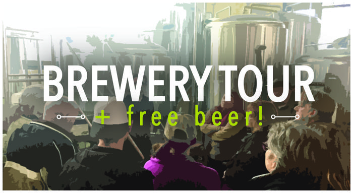 Free Brewery Tour Free Beer Too From Tin Whiskers