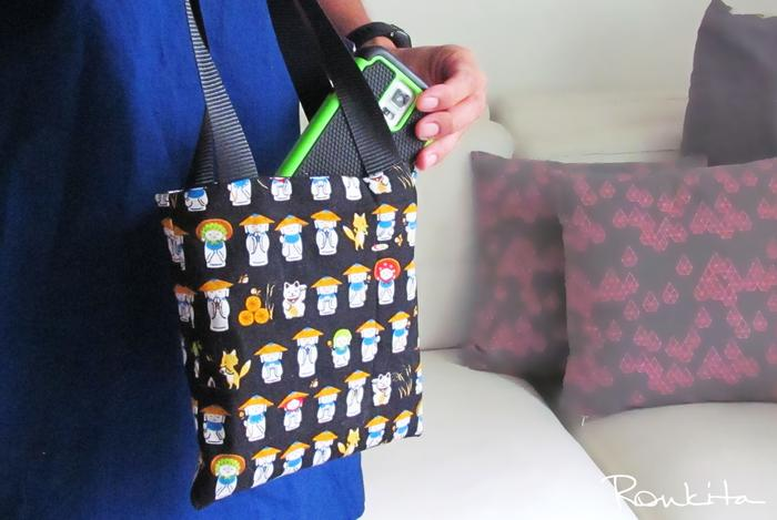 Sewing 101: Small Tote - From CRAFT