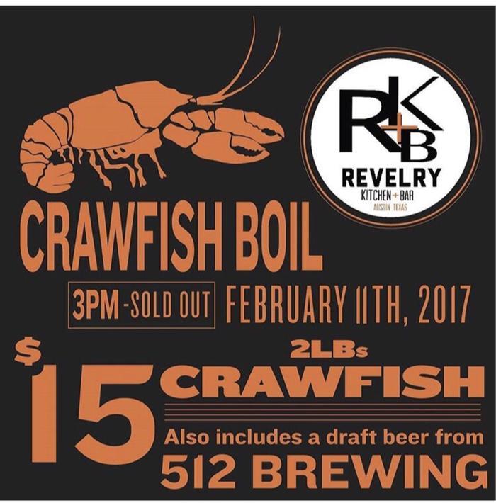 crawfish boil revelry kitchen and bar from atx bites - Revelry Kitchen